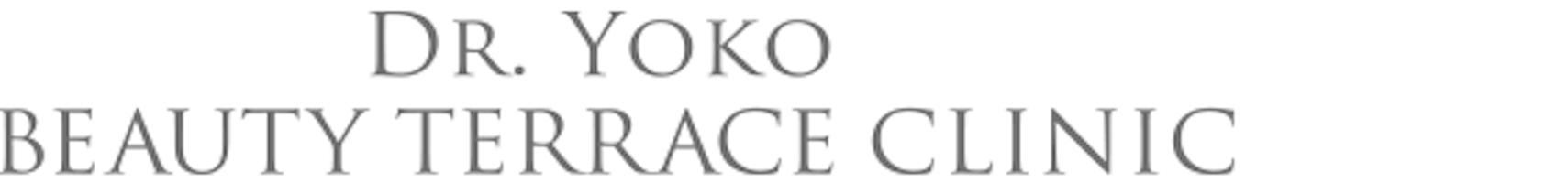 Dr. YOKO BEAUTY TERRACE CLINICロゴ
